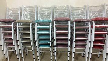 Spot Metal Renkli Sandalye Çeşitleri